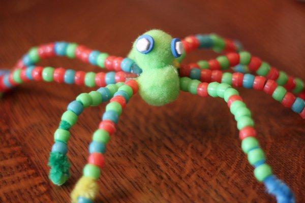 Bead Crafts For Preschoolers