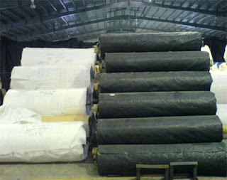 Dịch vụ vận chuyển vải địa, màng chống thấm, rọ đá