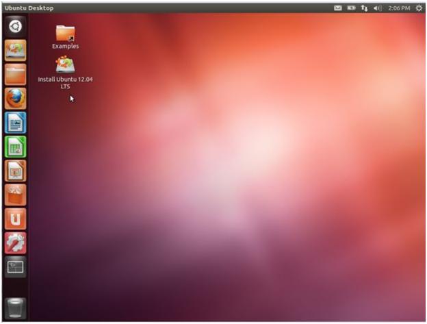 gambartampilan linux