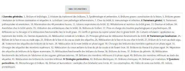 Les brûlures Christian Echinard, Jacques Latarjet   2