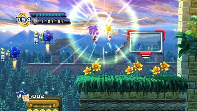 Sonic The Hedgehog 4 Episode 2 PC Full Español Reloaded Descargar 2012