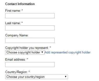 Cara Melaporkan Artikel Blog Copas ke Google DMCA