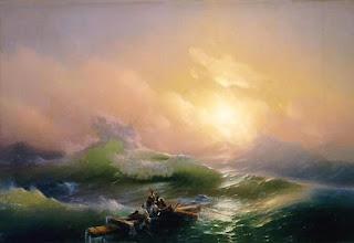 Santiago Gamboa, pintura romántica rusa