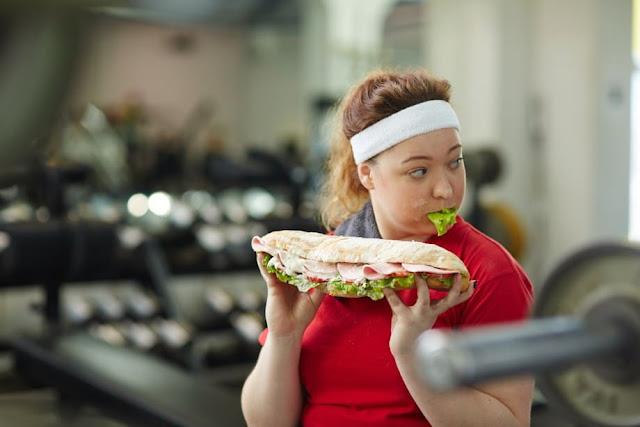 Можно ли похудеть без правильного питания