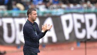 Pelatih Persib Miljan Radovic Ucapkan Selamat Datang untuk Yamashita