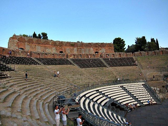 Teatro Greco i Taormina