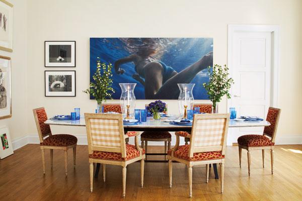 Decor Inspiration | At Home With: Patricia Herrera Lansing e Carolina Herrera Báez