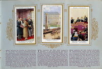 Cigarette Cards: Reign of King George V 1910-1935 37-39