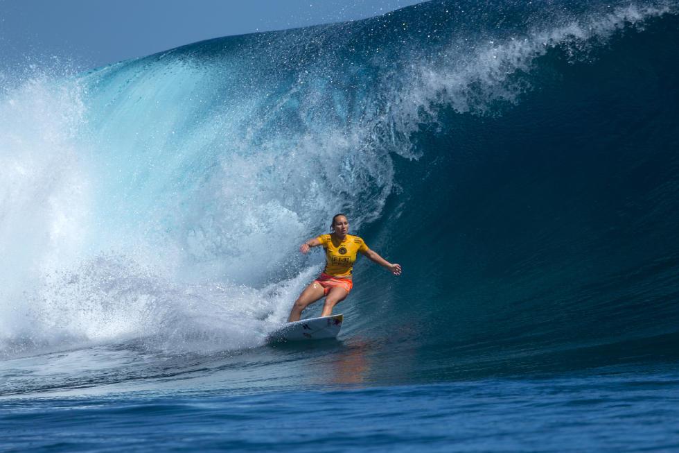 0 Carissa Moore Fiji Womens Pro Fotos WSL  Stephen Robertson
