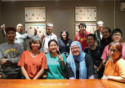 Kelas Dasar Uji Citarasa 5758 Coffee Lab, Belajar Bahasa Rasa Universal