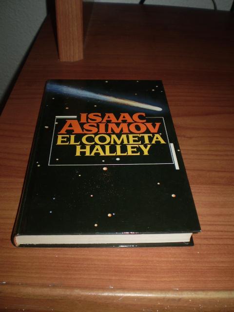 El Consultorio del Doctor: El cometa Halley, de Isaac Asimov