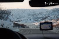 Finlandiya'nın Laponya bölgesindeki Sevettijarvi'de kalırken, Bugoynes'ten sonra Norveç'in Finnmark bölgesindeki Kirkenes'i ziyaret ettik