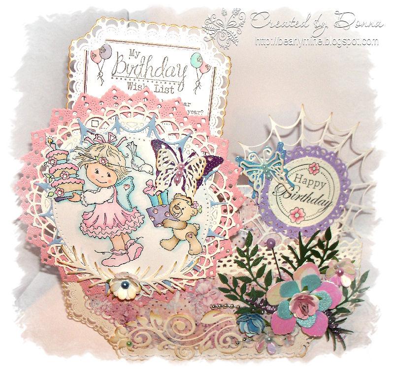 Cheery Lynn Designs Challenge 24 - Birthday - Cheery Lynn ...