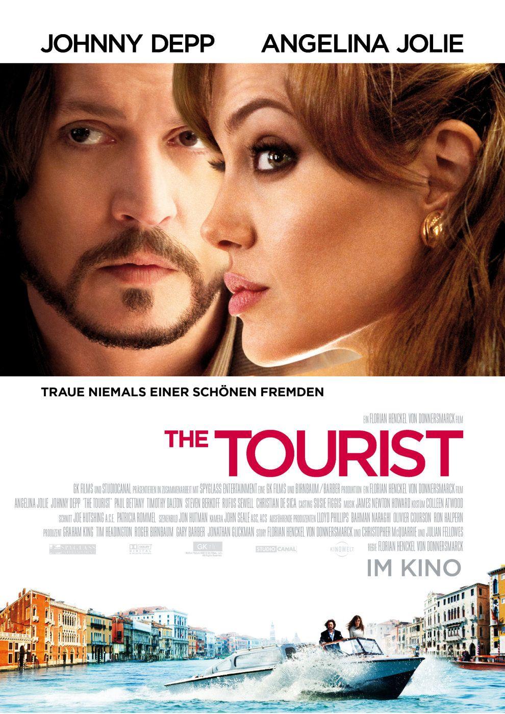 The Tourist 2010