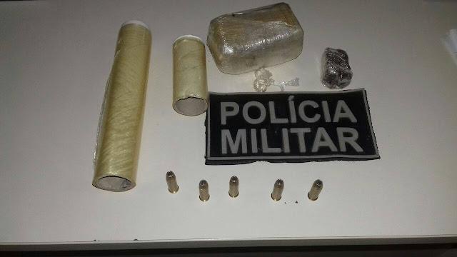 Policia apreende Droga e captura 3º Individuo envolvido em suposto acerto de contas