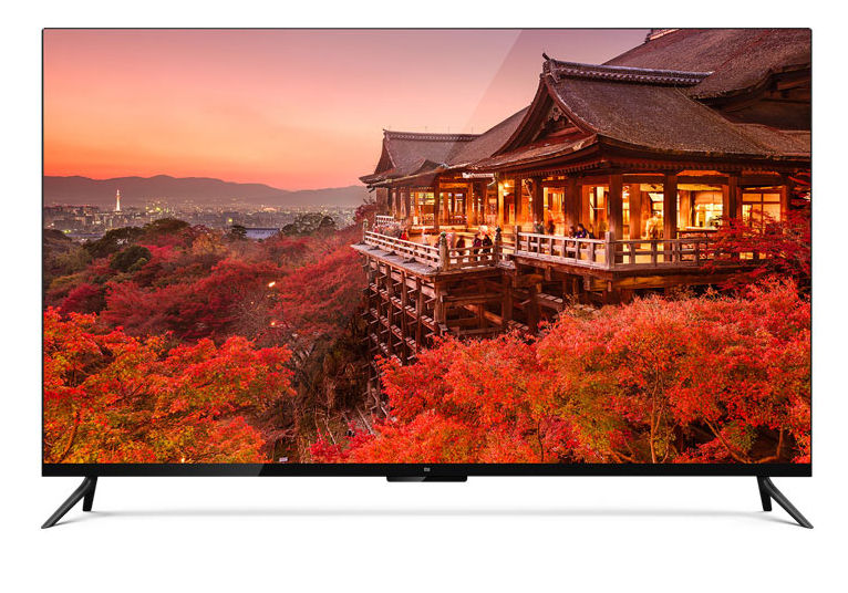 Xiaomi Mi TV 4 with 65-inch 4K HDR display