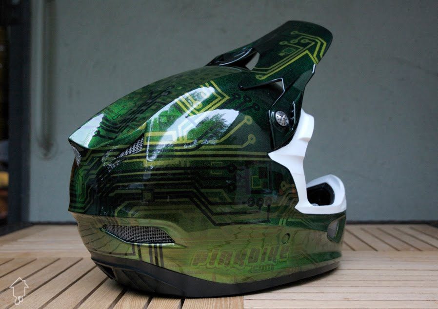 Details About Circuit Board 2 Airbrush Stencil Template Motorcycle
