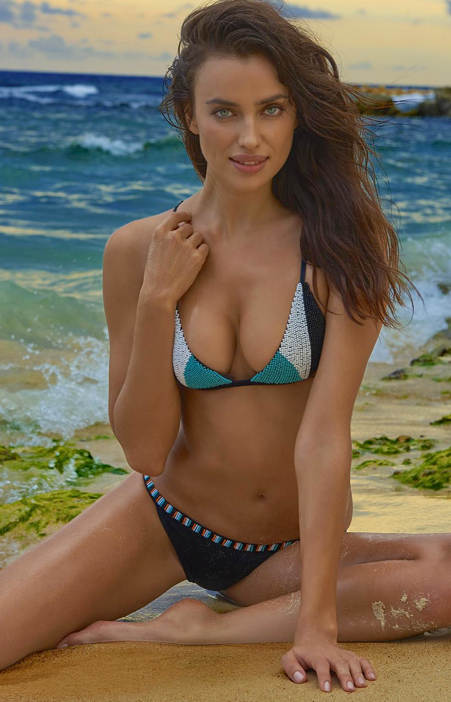 Irina Shayk for Sports Illustrated