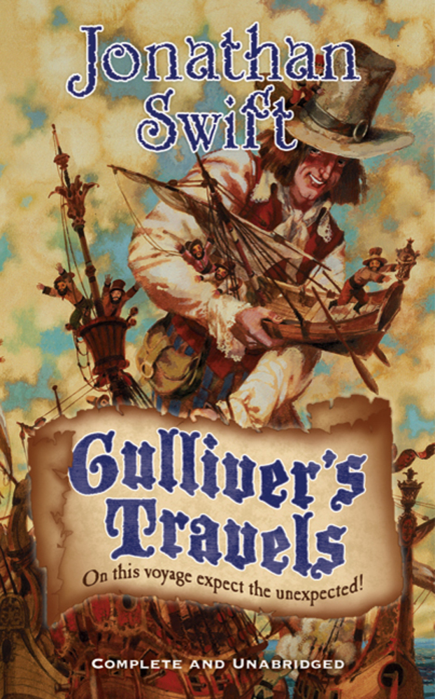 a book analysis of gullivers travels by jonathan swift Gulliver's travels (9781402726620) by jonathan swift search by title, catalog stock #, author, isbn, etc learn, play, & grow.