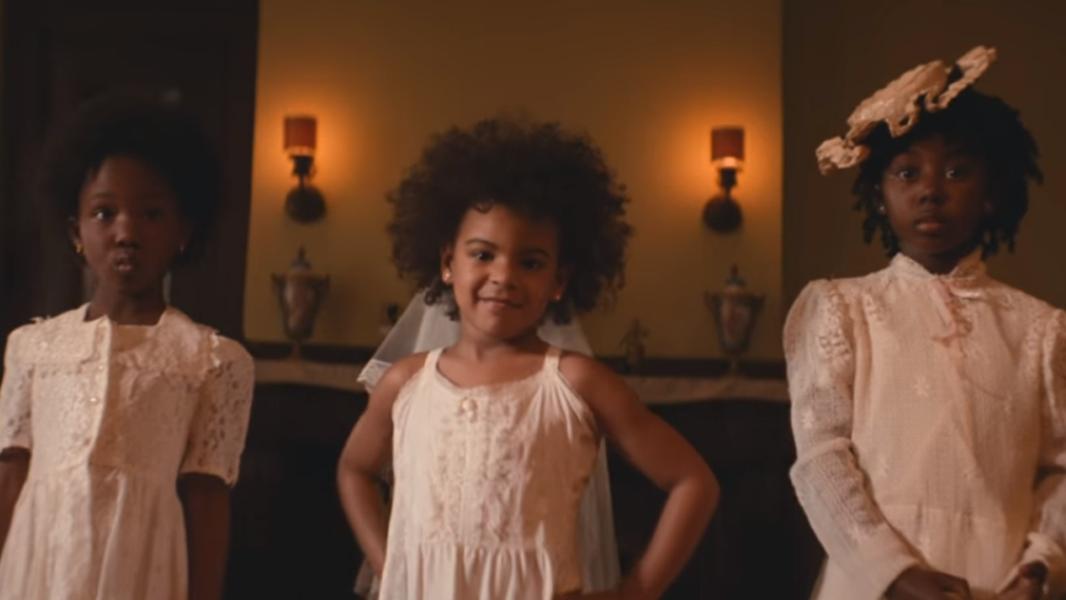 Porque não basta ser filha da Beyoncé e Jay-Z.