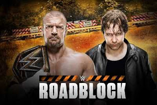 WWE Roadblock 2016 Full Download WEBRip 480p 550MB