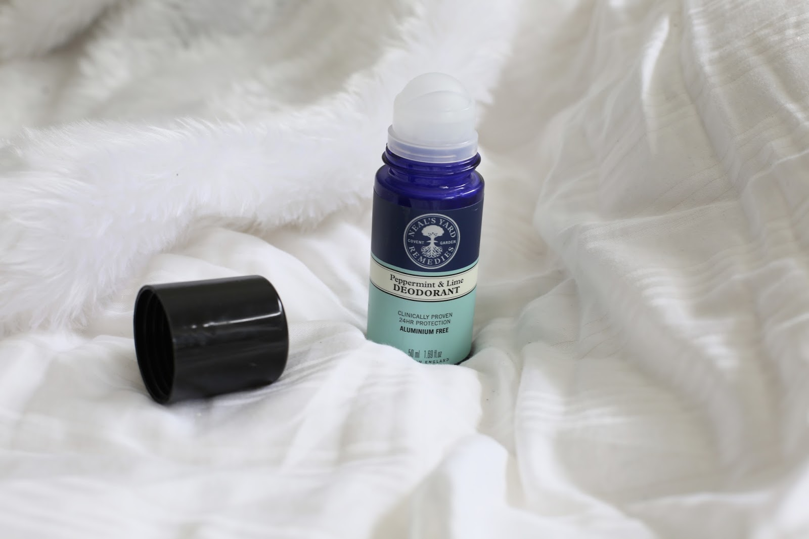 neal's yard peppermint and lime deodorant