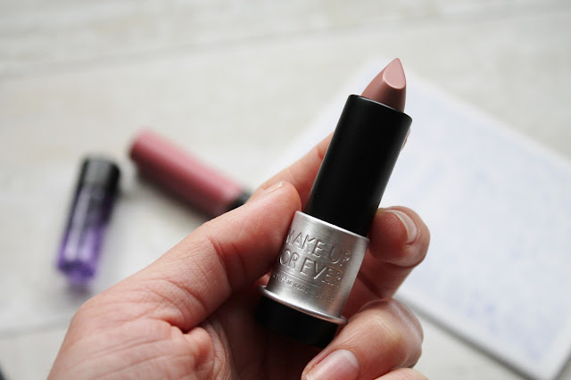 Make Up For Ever C105 Review and Swatch