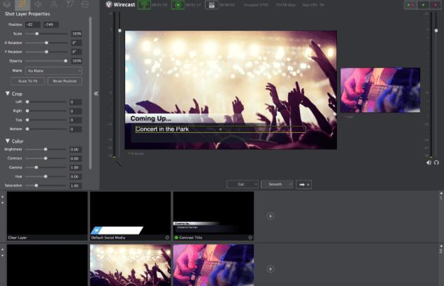 Wirecast Pro 2019 رابط مباشر تحميل - SHlinks2.com