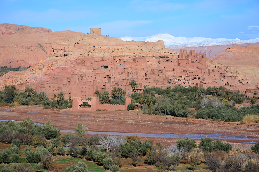 Kazby Maroko