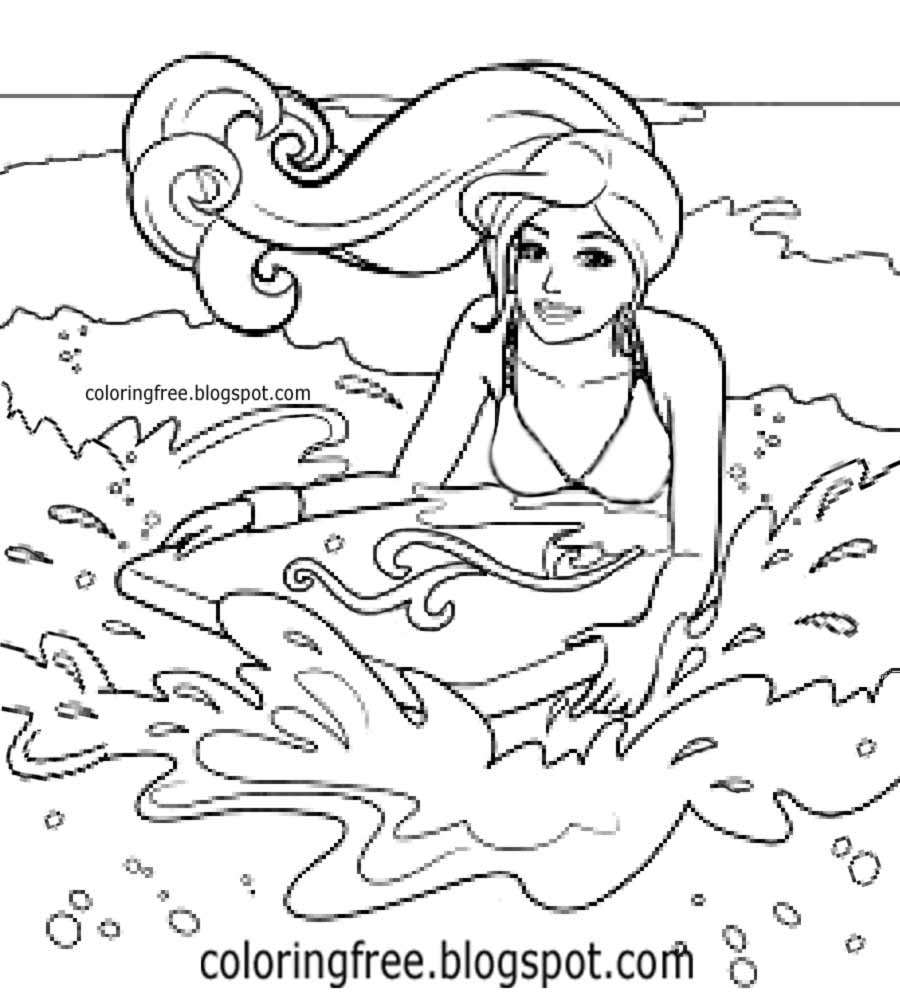 christmas in australia coloring pages - photo#25
