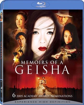 Memoirs of a Geisha 2005 Dual Audio Bluray Download