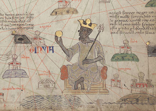 Musa I of Mali - richest fucker ever or just a regular level 5 pc?