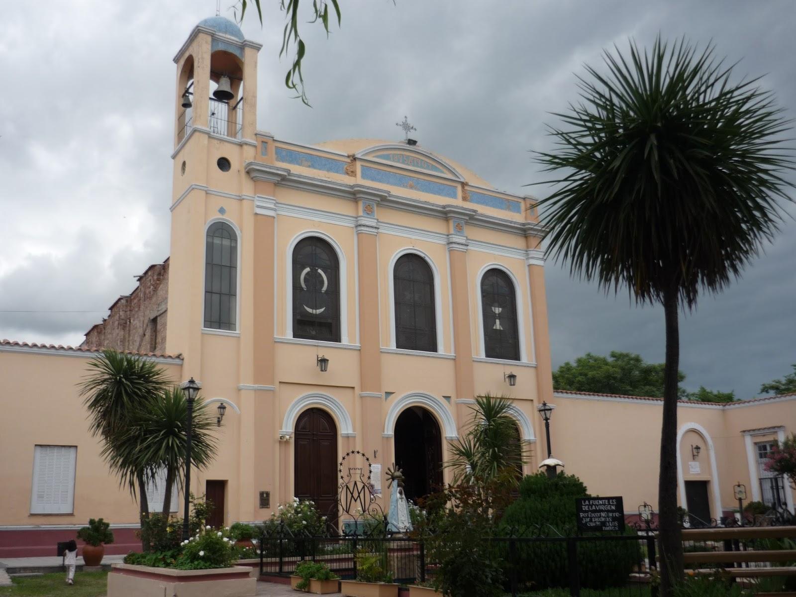Resultado de imagen para Nuestra Señora del Valle de la Ciudad de Salta