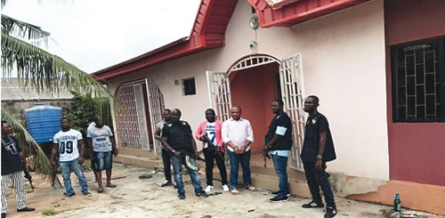 Evans The Kidnapper Leads police To Houses Where He Kept Victims
