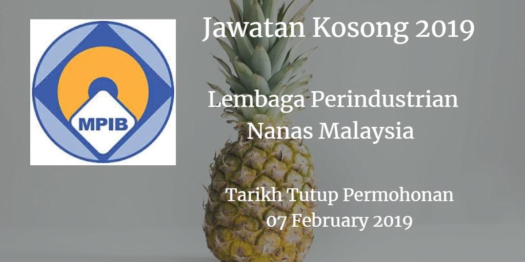 Jawatan Kosong LPNM 07 February 2019