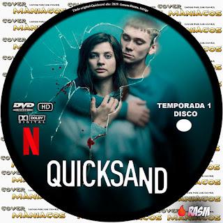 ARENAS MOVEDIZAS - QUICKSAND - TEMPORADA 1 - 2019 [COVER DVD]