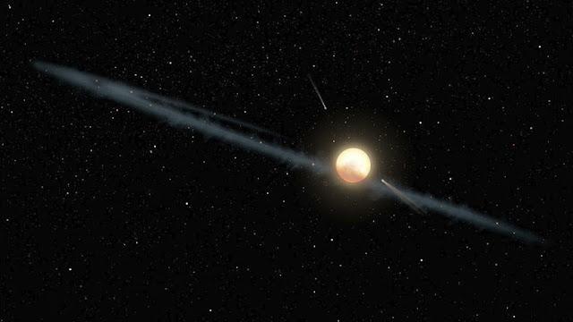 La 'megaestructura alienígena' que rodea una enigmática estrella podría ser polvo