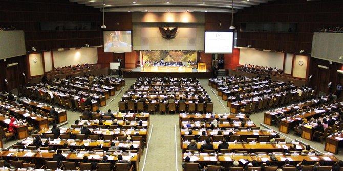Dipimpin Fadli Zon DPR Sahkan Revisi UU MD3, Soroti Beberapa Poin, PBNU: Ini Kemunduran Demokrasi yang Sangat Serius
