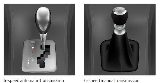 EL Toyota GT86 Coupé 2017 viene con transmisión automática y manual
