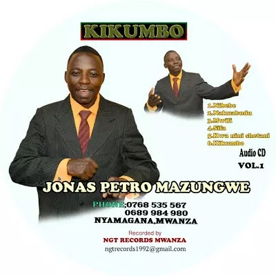 Download Audio   Jonas Petro Mazungwe - Mwili