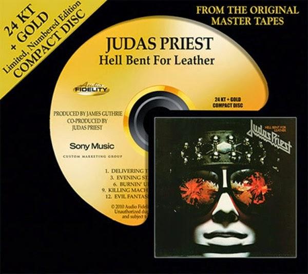 judas priest discography