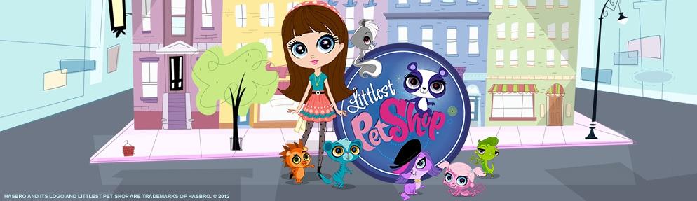 Dvd littlest pet shop - Dessin anime de petshop ...