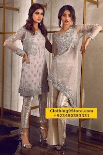 Rozina Munib Bridal Evening Dresses 2017