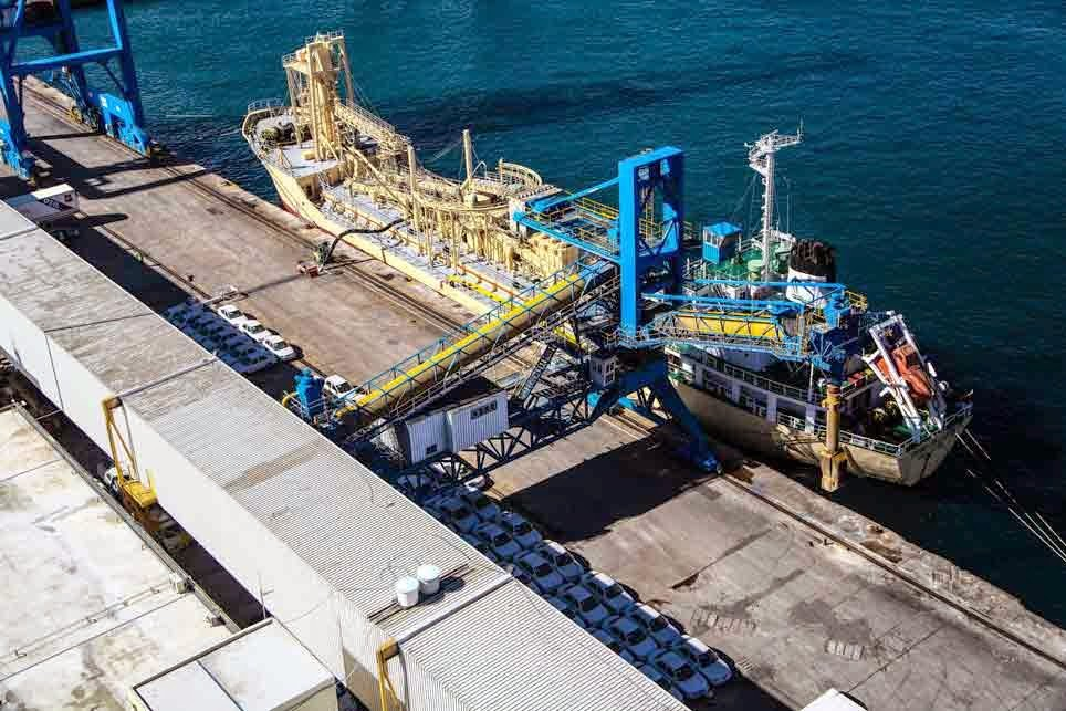 The Global Miller: 26/11/2014: Malta's cement terminal 'assumed to