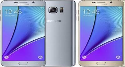Harga Samsung Galaxy Note 5 CDMA Terbaru di Indonesia