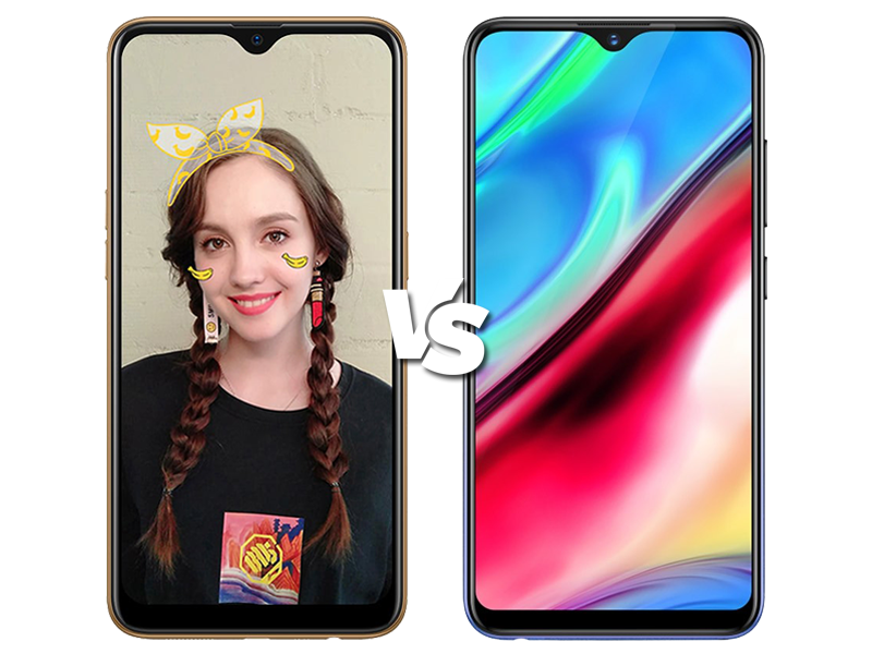 OPPO A7 vs Vivo Y95 Specs Comparison