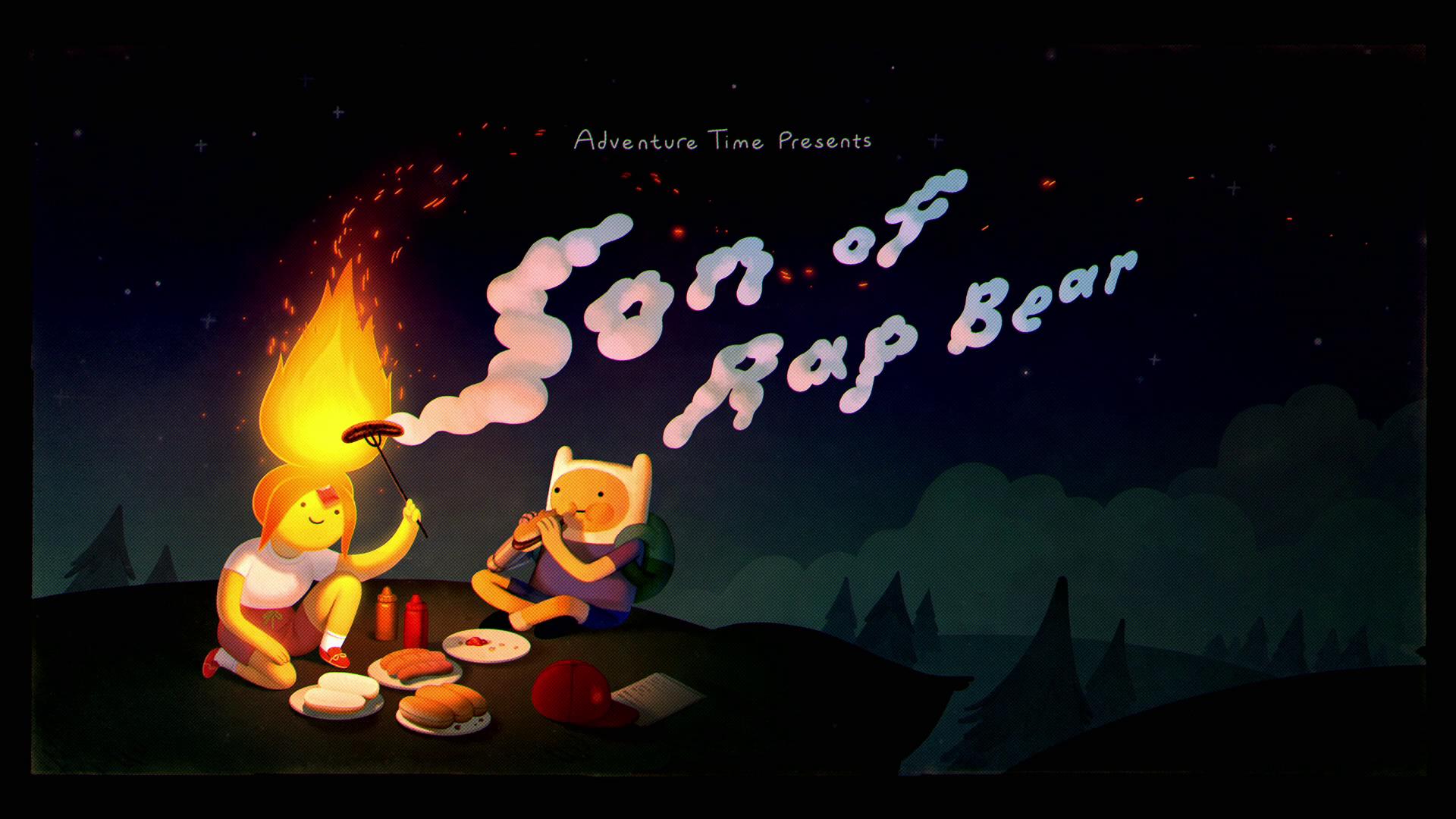 Hora de Aventura - Filho do Urso Rapper