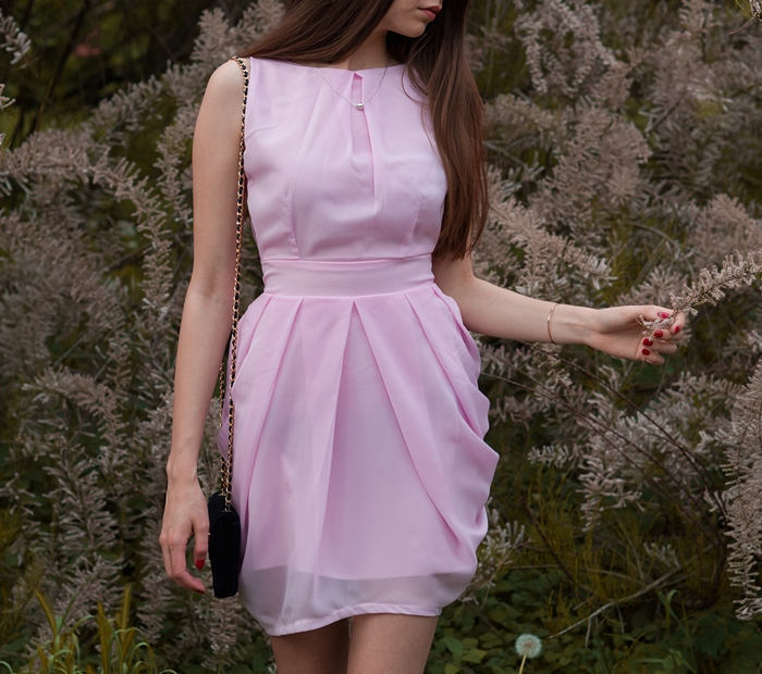 sukienka na wesele blog