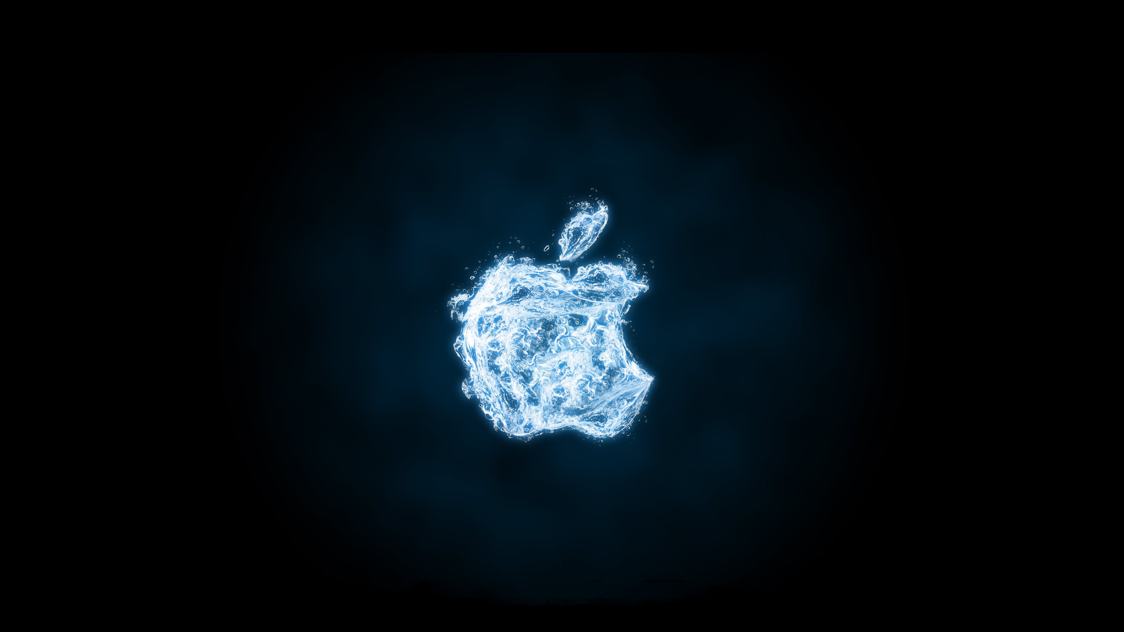 Wallpaper: Apple Water