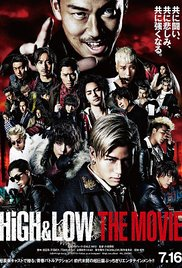 High & Low The Movie 2016